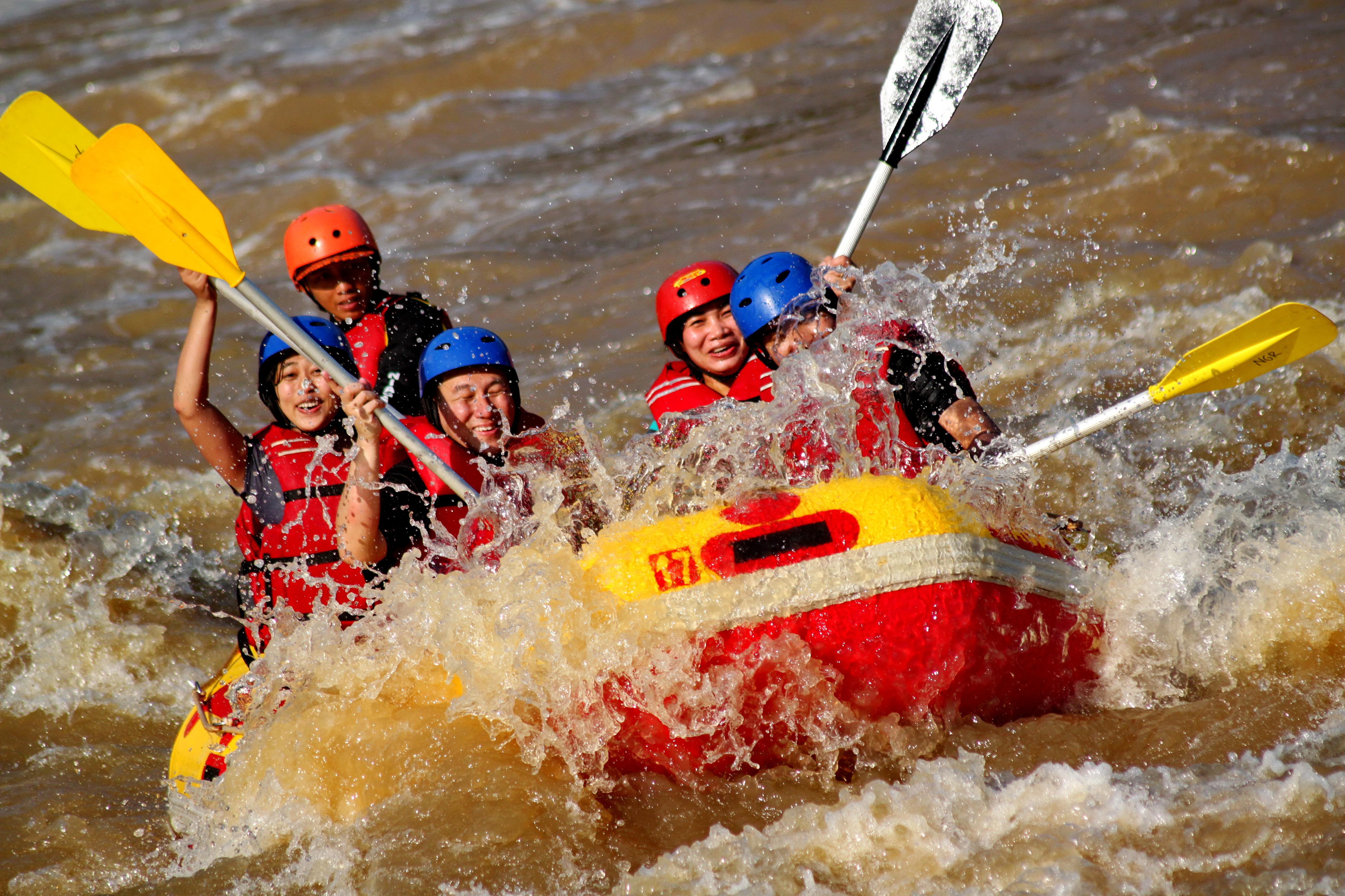rafting citarik, arung jeram citarik, outbound citarik, rafting sukabumi